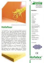 Hofafloor