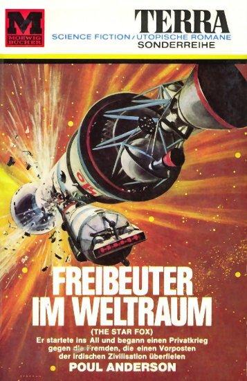 TTB116 - Anderson, Poul - Freibeuter im Weltraum