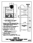 Table Of Contents For Standard Details SECTION 1000 – GENERAL ... - Page 3