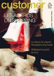 LES ACCROS DU SHOPPING - SCA Forest Products AB