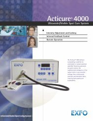 Acticure 4000 Ultraviolet/Visible Spot Cure System