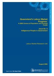 Issue 9 - Indigenous people in Queensland [PDF 580kB] - Training ...