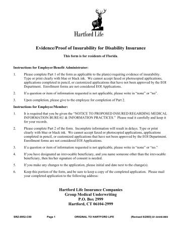physician statement of disability form