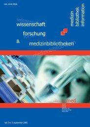 bibliothek - information - Agmb