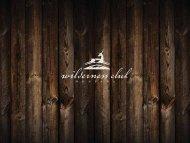 Untitled - Wilderness Club