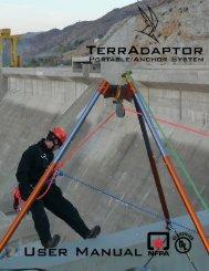 Info | SMC TerrAdaptor Users Manual - Rescue Response Gear