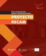 PROYECTO RECAM - Consejo Andaluz de Cámaras