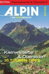 Kleinwalsertal & Oberstdorf - Alpin.de
