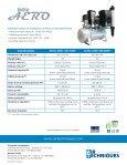 AirStar AERO Oil-Free Compressor - Air Techniques, Inc. - Page 2