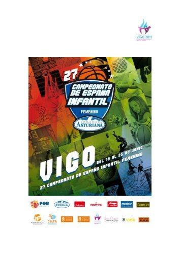 Dossier Infantil Fem - Federación Andaluza de Baloncesto