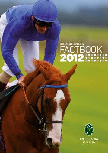 HRI Fact Book 2012 - Horse Racing Ireland