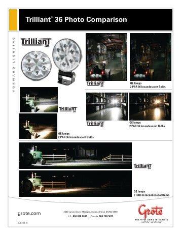 Trilliant® ISO Plot Comparison