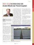 Immer wieder geht die Sonne auf - warum Solarfonds ... - GeldWelt.de - Page 4