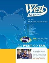 Week Magazine - West Los Angeles College