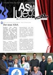 Der neue AStA - Universität Paderborn
