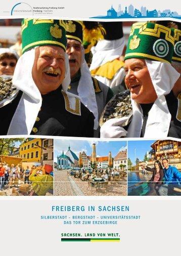 FREIBERG IN SACHSEN - Freiberg-Service