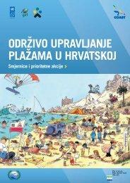 Smjernice i prioritetne akcije za održivo upravljanje ... - UNDP Croatia