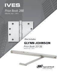 Ives Price Book - Top Notch Distributors, Inc.