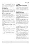 Sony : Información del producto : HXR-MC50E ... - Vitelsa Norte - Page 3