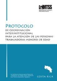 Protocolo de coordinación interinstitucional para la atención de las ...
