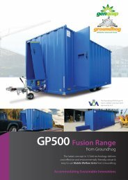 GP500D Brochure - GenQuip