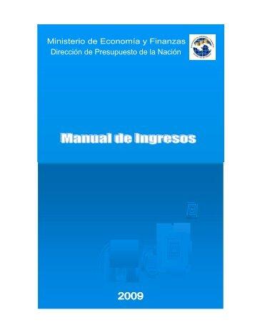 Manual de Ingreso