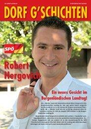 Dorfgschichten September 2008 - bei der SPÖ Trausdorf