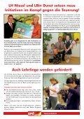 Dorfgschichten September 2008 - bei der SPÖ Trausdorf - Page 6