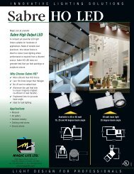 Download Product Brochure - Magic Lite