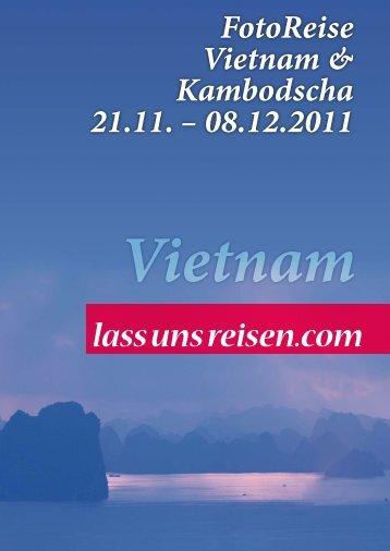 Vietnam & Kambodscha - lass uns reisen