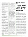 Bulletin - Motivational Interviewing - Page 3
