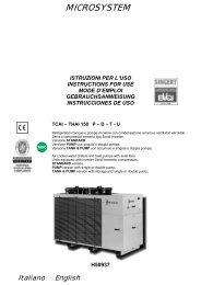 H50937-v0 Manuale Istruz. TCAI-THAI 150 P/D/T/U - Rhoss