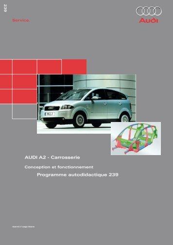 Carrosserie en aluminium - Febiac