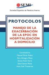 PROTOCOLOS - Sociedad Española de Medicina Interna