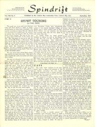 spindrift sept 1955 - Cordova Bay Association for Community Affairs