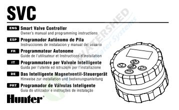 SVC Smart Valve - Thewatershed.biz