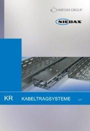 23,8 MB - Niedax Kabelverlege