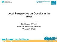 Local Perspective on Obesity in the West - Western Investing for ...