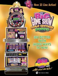 Big Game Show Spec - AC Coin And Slot
