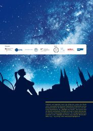 Adresse Milchstraße - Welt der Physik