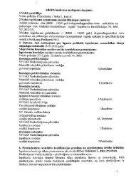Atklātā konkursa noslēguma ziņojums - Valsts policija