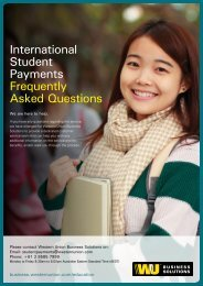 Frequently Asked Questions - International Students