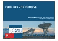 The missing GRBs