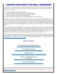 DHS Business Opportunities - June Newsletter - Committee on ... - Page 6