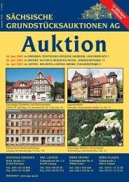 Auktion DRESDEN 2. Juni 2009, ab 11.00 Uhr - Sächsische ...