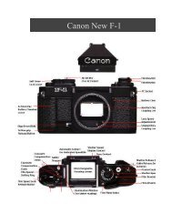 Canon New F-1 - Baytan.org