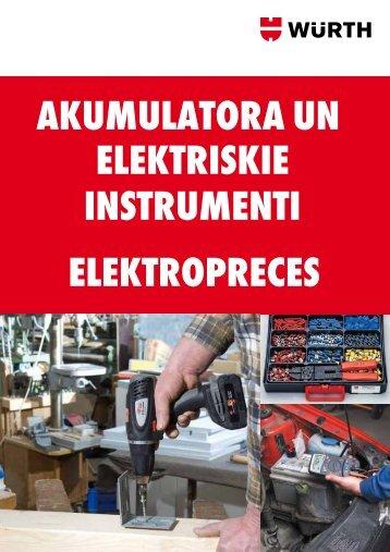 Elektroinstrumenti
