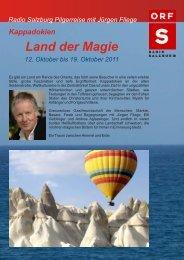 Land der Magie - Jürgen Fliege