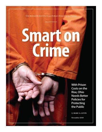 Smart on Crime - Buckeye Institute