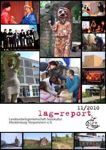 Download lag-report 11 (2010) - Landesarbeitsgemeinschaft ...
